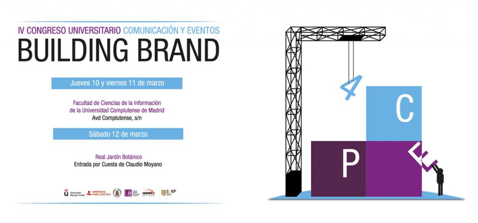 Perfiles profesionales de la organización de eventos. #4congresoeventos #buildingbrand