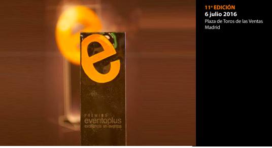 Buenos eventos  concurren a ganar los Premios Eventoplus 2016