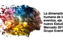 La dimensión humana de los eventos protagoniza el Estudio de Mercado 2017