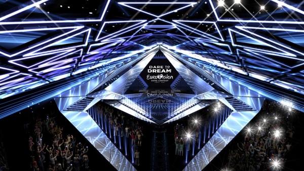 Eurovisión 2019 impresiona con su escenografía