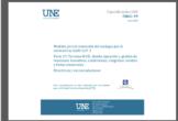 Medidas y recomendaciones sanitarias para el sector MICE